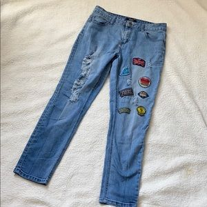 Bee & Ceci Patchwork Jeans